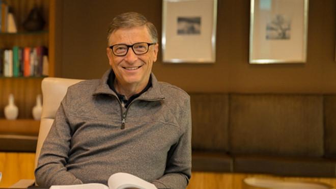 Con duong tro thanh huyen thoai cua Bill Gates hinh anh 1