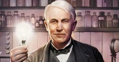 Biografi Thomas Alva Edison Penemu Lampu Pijar