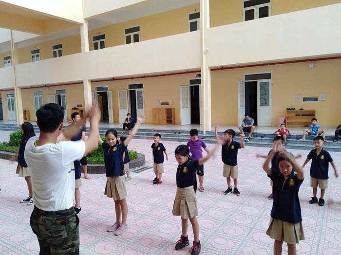 Nội trú Tuệ Đức School – Ngôi nhà đầy ắp yêu thương